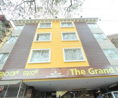 The Grand Inn,Mysore
