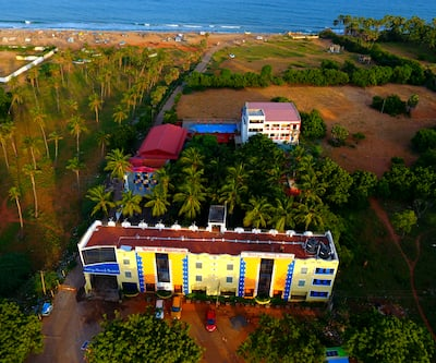 Soorya Beach Resort,Pondicherry