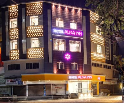 Hotel Alka Inn, Relief Road,