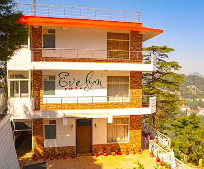Evelyn,Mussoorie