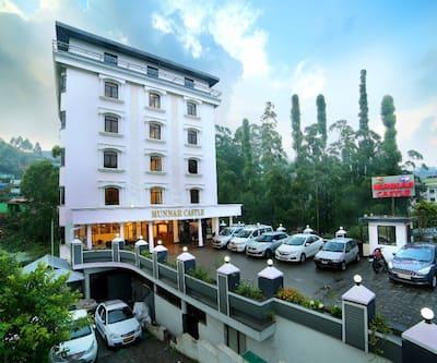 Munnar Castle Resort,Munnar