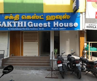 Sakthi Guest House,Pondicherry