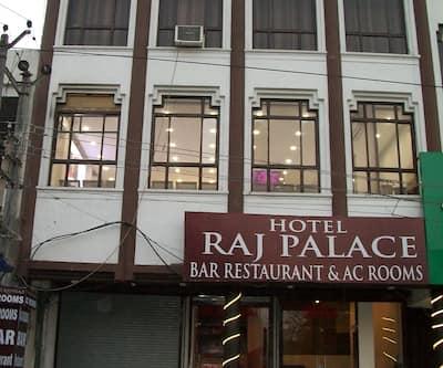 Hotel Raj Palace,Kota