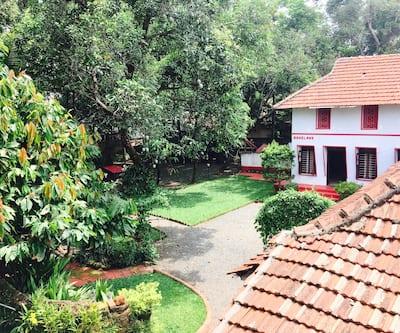 Eden Garden Farmstay,Cochin