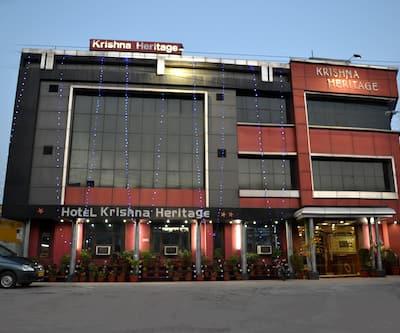 Hotel Krishna Heritage,Haridwar