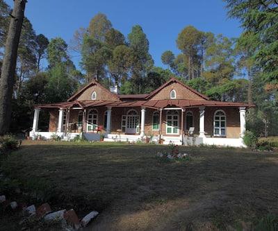 Camp Bliss, Upprari Ranikhet,