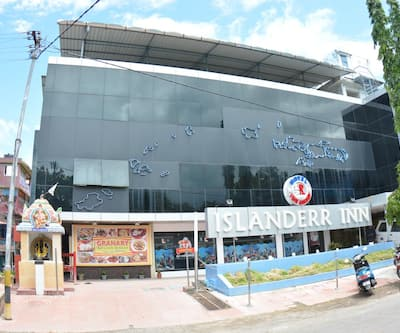 Hotel Islander Inn,Port Blair