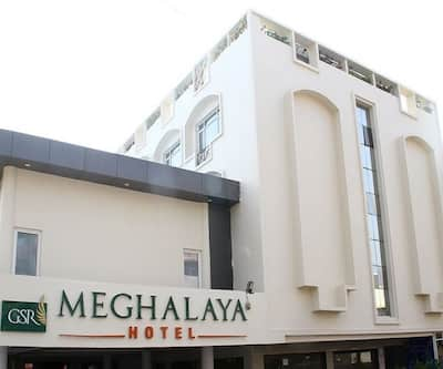 Hotel Meghalaya,Visakhapatnam