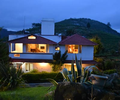Green Nest Resort,Ooty