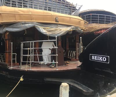 Seiko House Boat,Alleppey
