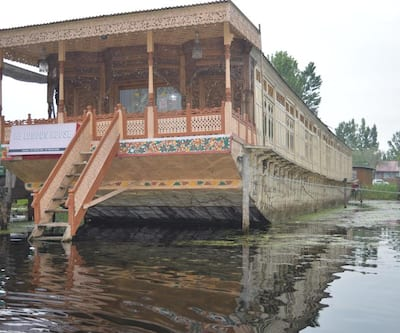 London Houseboat,Srinagar