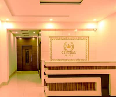 Hotel Central Palace,Dehradun