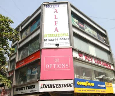 Hotel Alfa International,Mumbai