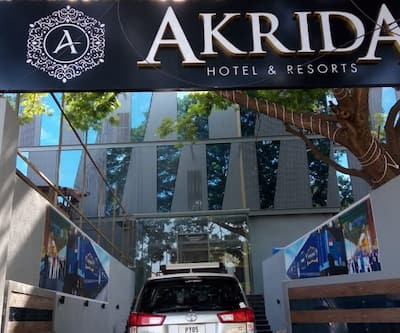 Akrida Hotel And Resorts,Pondicherry