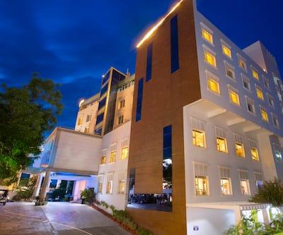 Hotel Atithi,Pondicherry