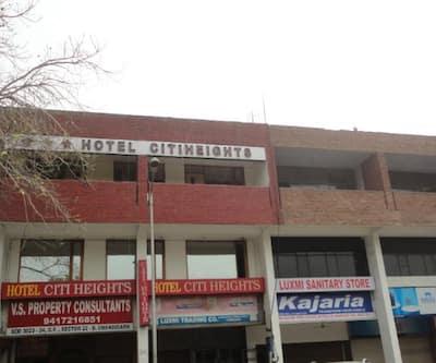 Hotel Citi Heights 22D,Chandigarh