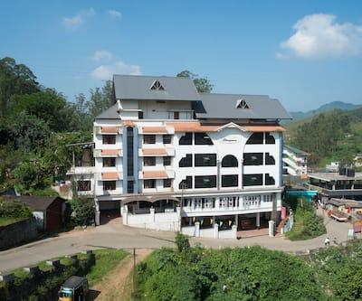 Dhanyasree,Munnar