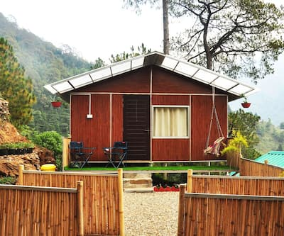 The Cocoon Camps & Nature Resorts,Nainital