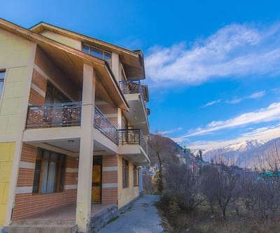 V Resorts New Kalinga Cottages,Manali