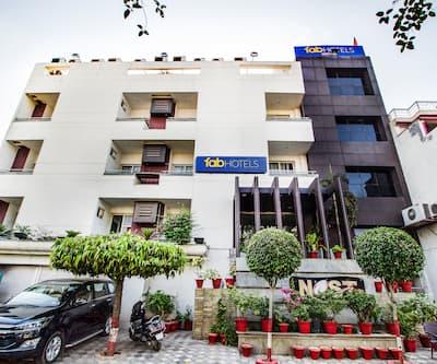 FabHotel Nest Inn Gomti Nagar,Lucknow