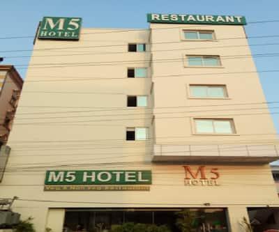 M5 Hotel,Vijayawada