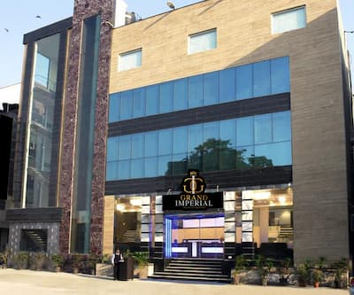 Hotel Grand Imperial,New Delhi
