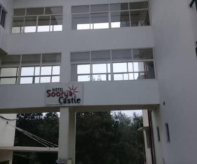 Hotel Soorya Castle,Wayanad