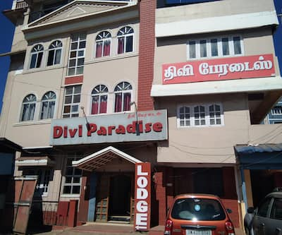 Hotel Divi Paradise,Ooty