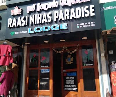Raasi Nihas Paradise,Ooty