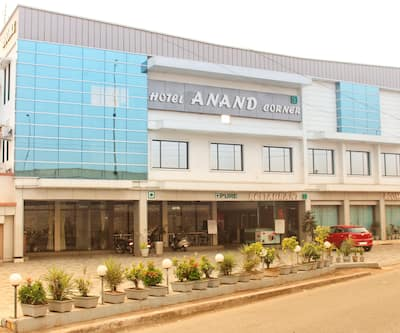 HOTEL ANAND CORNER,Anand