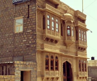 Hotel Chouhan Palace,Jaisalmer