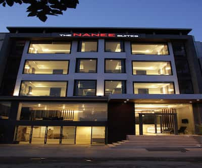 The Nanee Suites,New Delhi