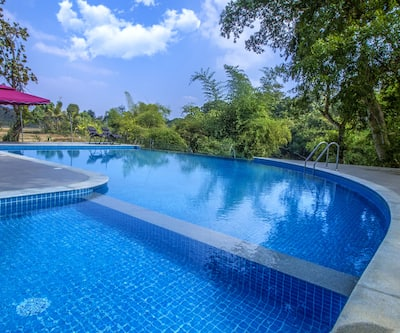 Pepper Green Wayanad Resort With Swimming pool,Wayanad