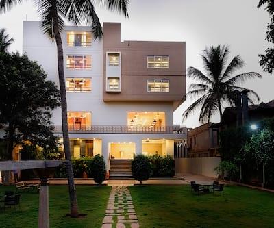 Hotel Priyadarshini Pride,Hampi
