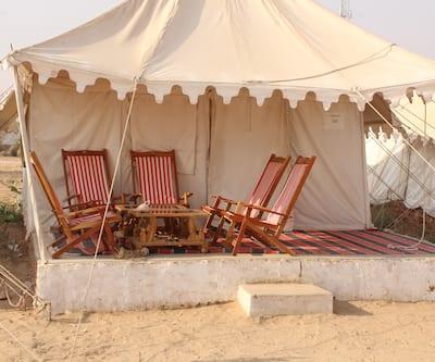 Gangaur Desert Resort, Khuri,