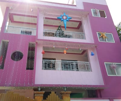 Blessy Service Apartment,Coimbatore