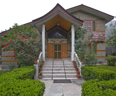 Mahin Cottage,Manali