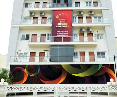 Smriti Star Service Apartment,Bhopal