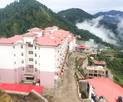 Spangle Heights Suits & Residences,Shimla