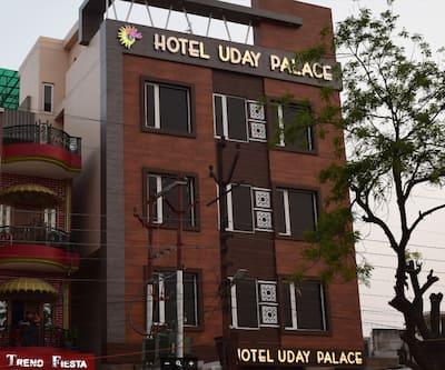Hotel Uday Palace,Varanasi