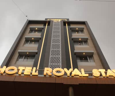 Hotel Royal Stay,Jamnagar