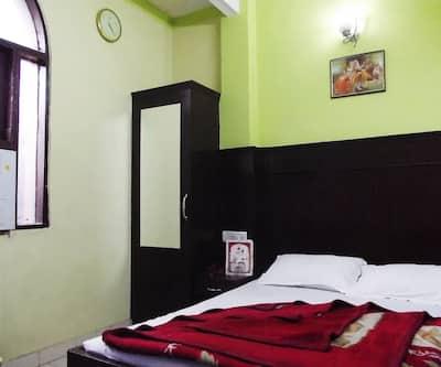 Hotel Shreeram Deluxe, Paharganj,