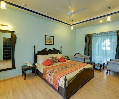 Lake Nahargarh Palace, Chittorgarh - A juSTa Resort, Parsoli,