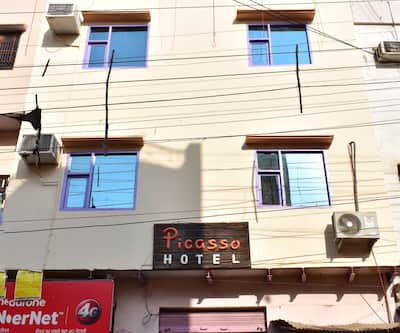 Hotel Picasso,Varanasi