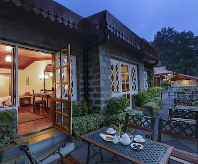 The Naini Retreat, Mallital,