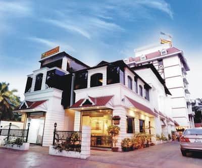 Yuvarani Residency,Cochin