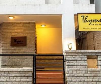 Thyme - The Transit,Bangalore