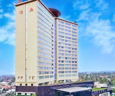 Kochi Marriott Hotel,Cochin