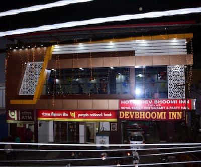 Hotel Dev Bhoomi Inn,Rishikesh