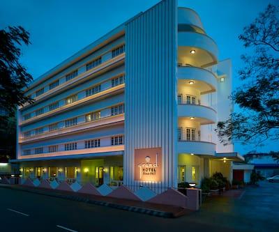 Grand Hotel,Cochin